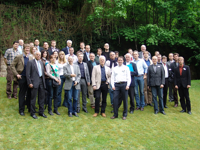 May 2009 meeting in Heidelberg, Germany